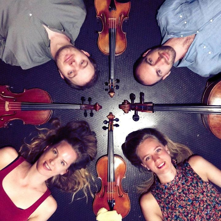 North Sea String Quartet @ De Drommedaris - Enkhuizen, Netherlands