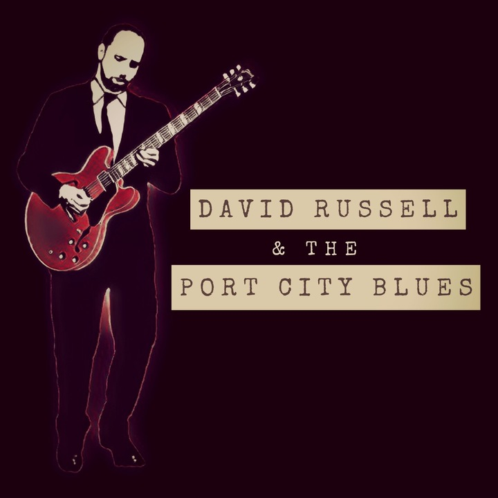 David Russell & The Port City Blues Tour Dates