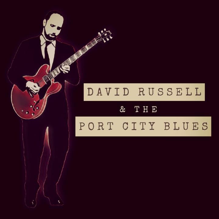 David Russell & The Port City Blues @ Whiskey Tango Foxtrot  - Wilmington, NC