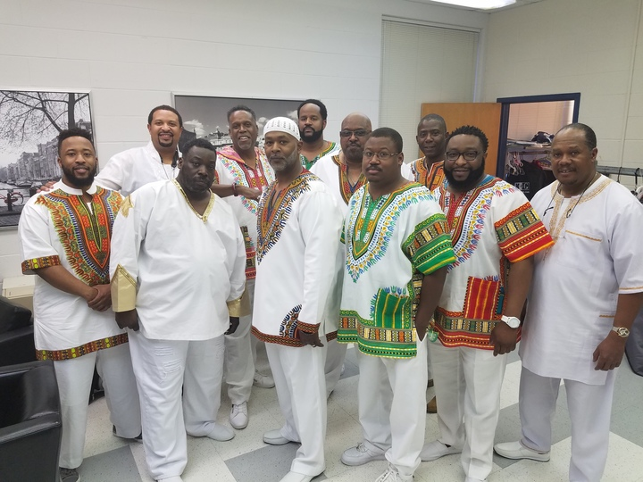 Earth Wind & Fire Tribute Band @ Beltsville Laurel Senior Center - Laurel, MD
