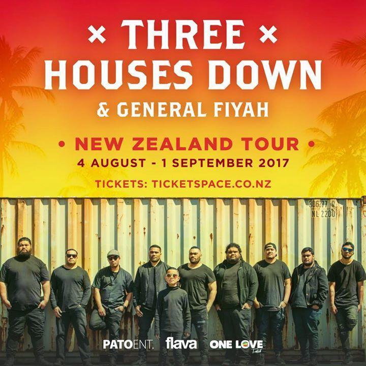 Three Houses Down Tour Dates