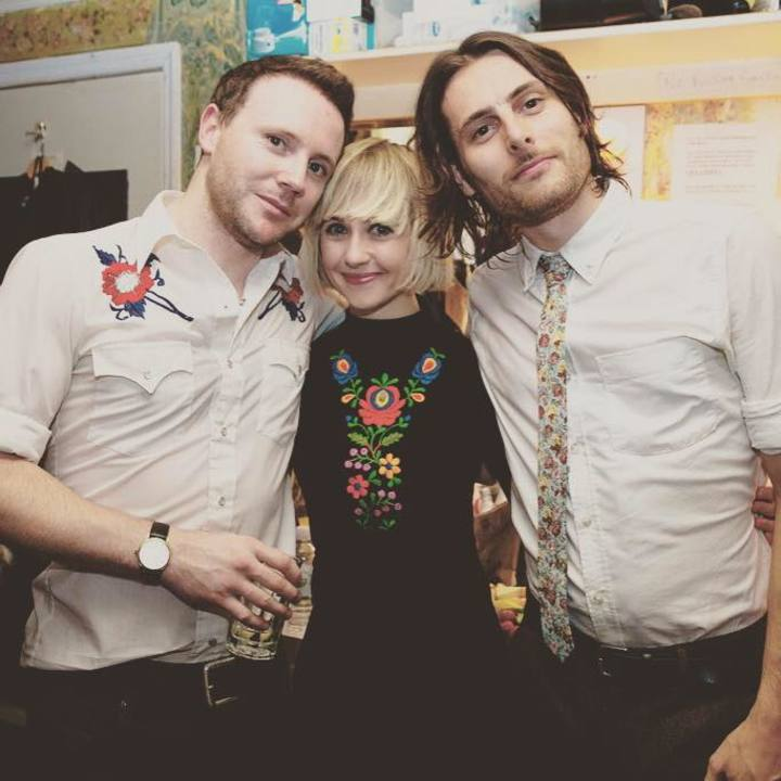 The Joy Formidable @ Accorhotels Arena / Bercy - Paris, France