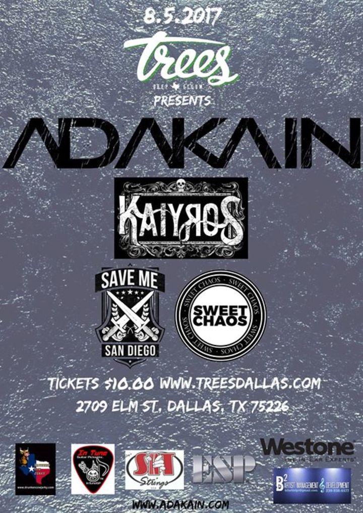 Adakain @ Trees - Dallas, TX