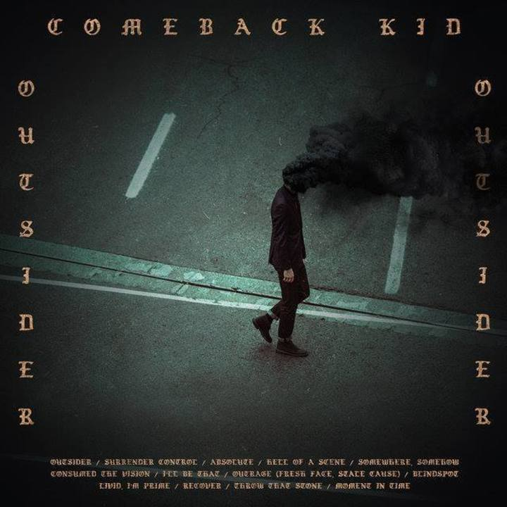 Comeback Kid @ Cornerstone - Berkeley, CA
