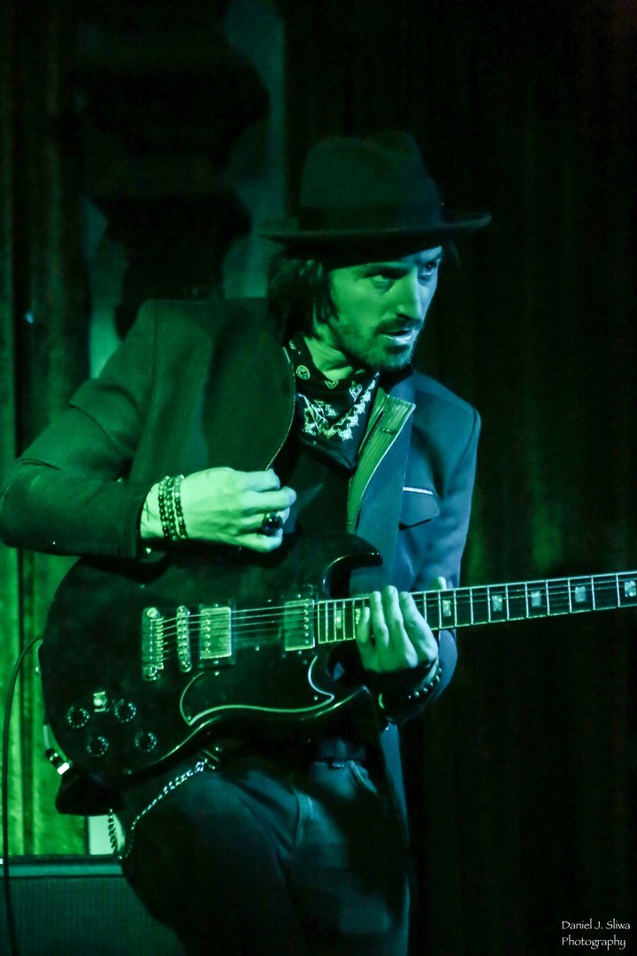 Dave Cavalier @ Peppermint Club - Los Angeles, CA