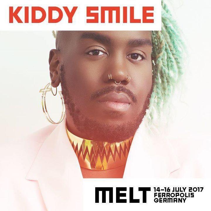 Kiddy Smile Tour Dates