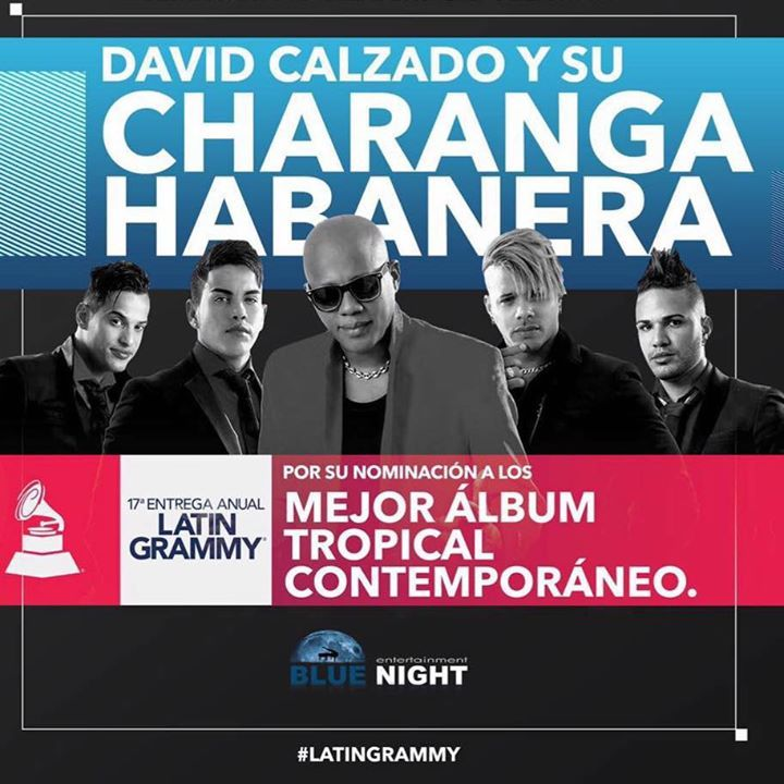 David Calzado y su Charanga Habanera Tour Dates