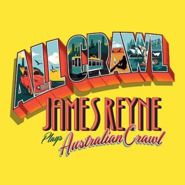 James Reyne (Official) Tour Dates