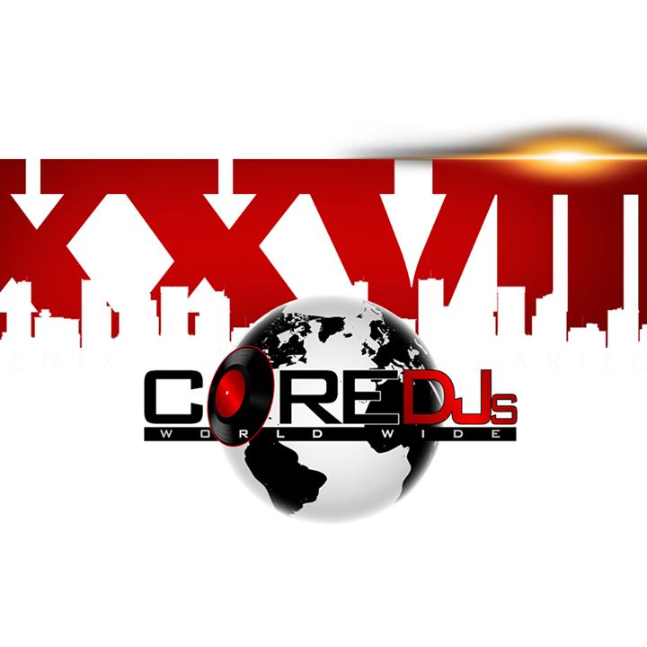 The Core DJ's Tour Dates