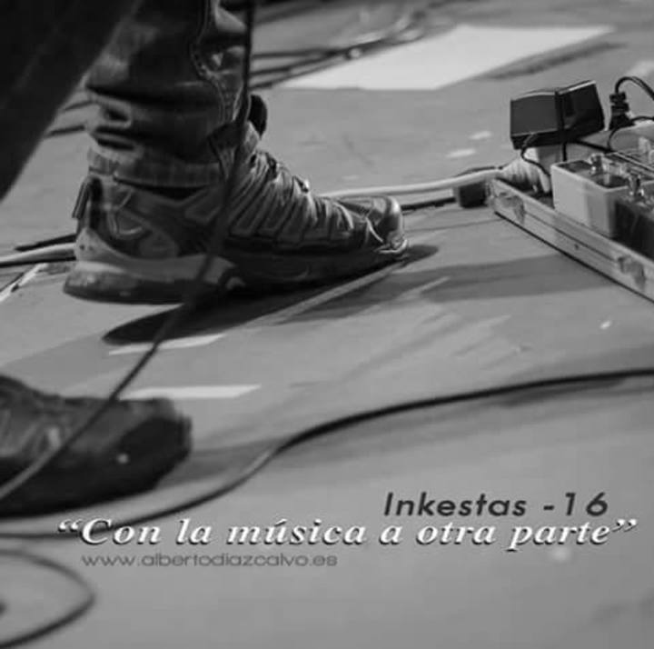 Inkestas Rock Festibal Tour Dates