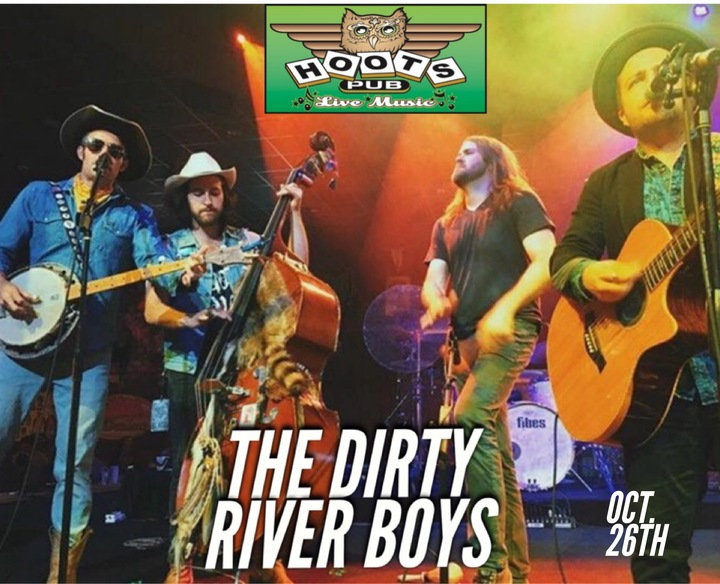 Hoots Pub @ The Dirty River Boys - Amarillo, TX
