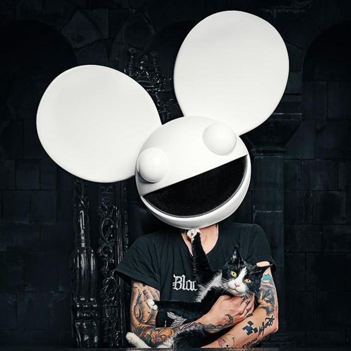 Deadmau5 @ Shaw Conference Center - Edmonton, Canada