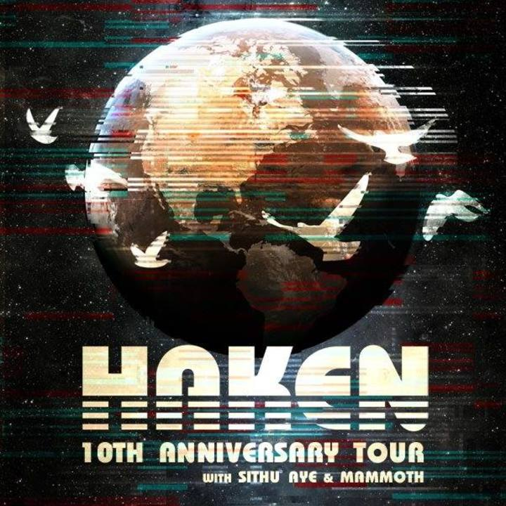 Haken @ HIGHLINE BALLROOM - New York, NY