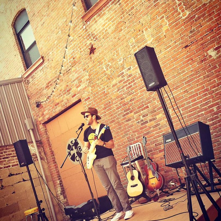 Kevin Ray Brost @ St. Nicholas Brewing Company - Du Quoin, IL