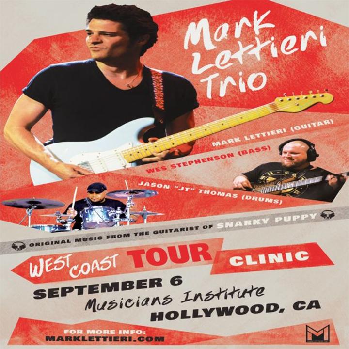 Mark Lettieri Music @ Musicians Institute - Hollywood, CA