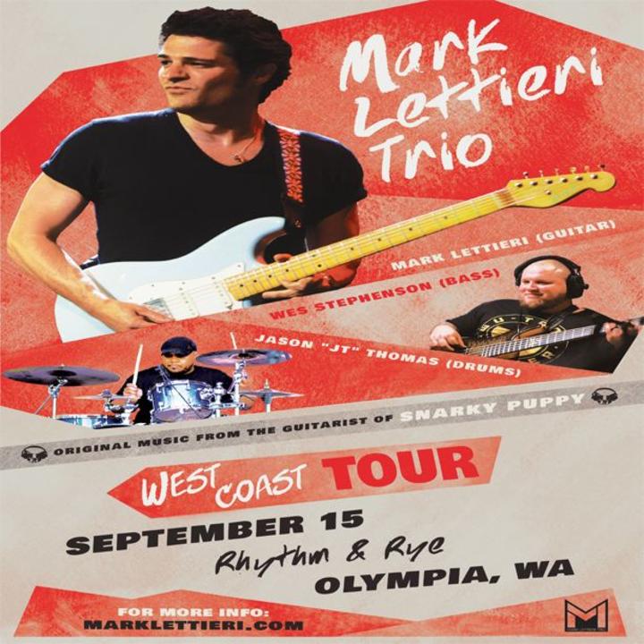 Mark Lettieri Music @ Rhythm & Rye - Olympia, WA