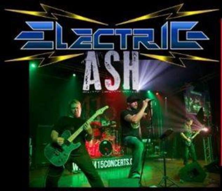 Electric Ash @ Romanos Concert Lounge - Riverside, CA