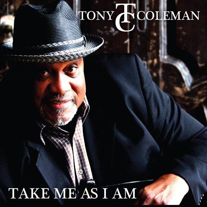 Tony Coleman Tour Dates