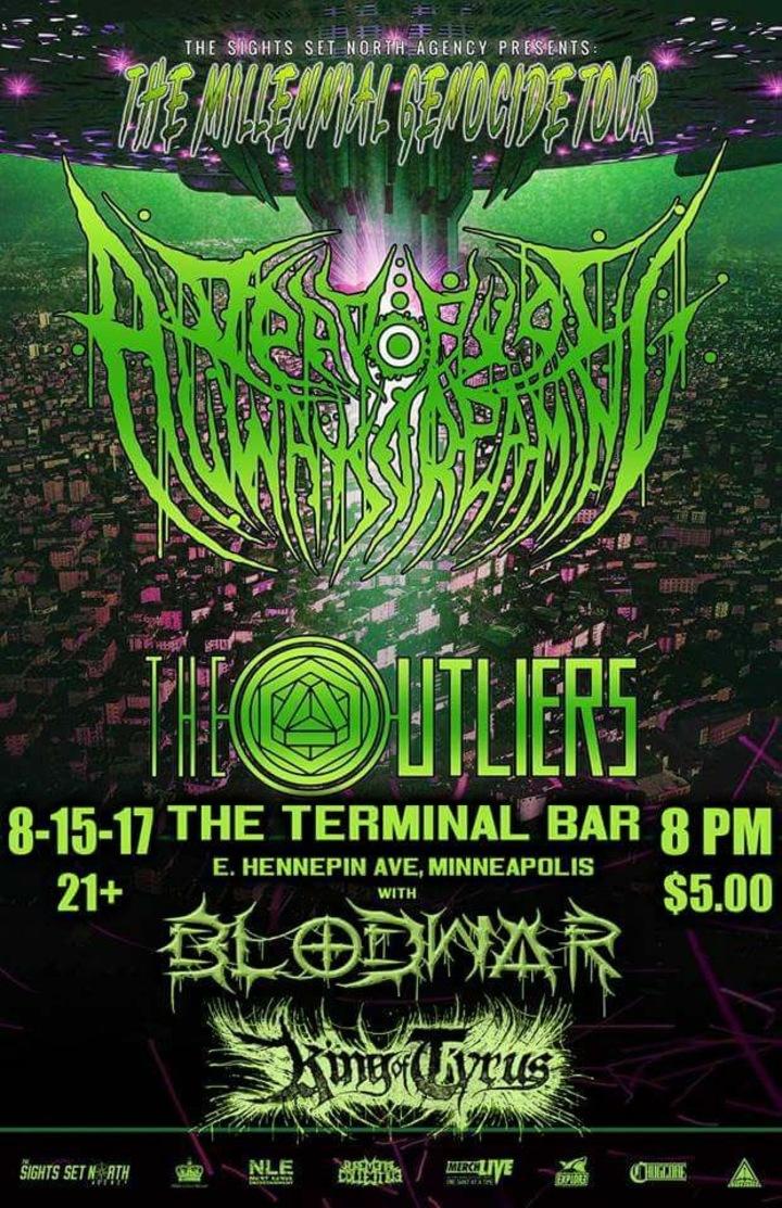 Blodwar @ Terminal Bar - Minneapolis, MN