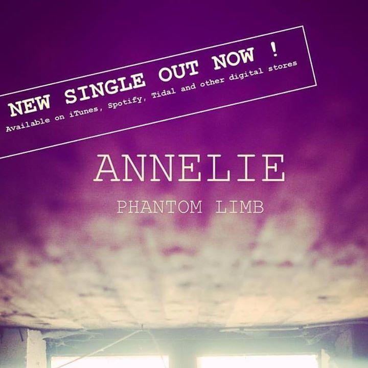 Annelie Tour Dates