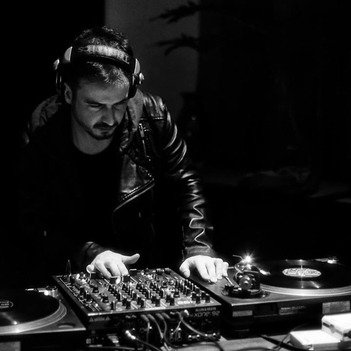 Eduardo M @ Club Vibe - Curitiba, Brazil