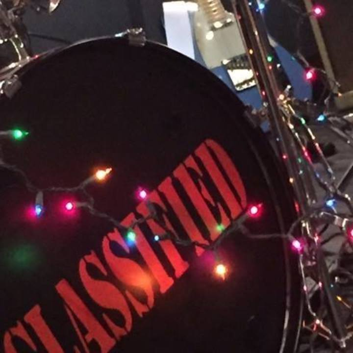 Classified Band Tour Dates