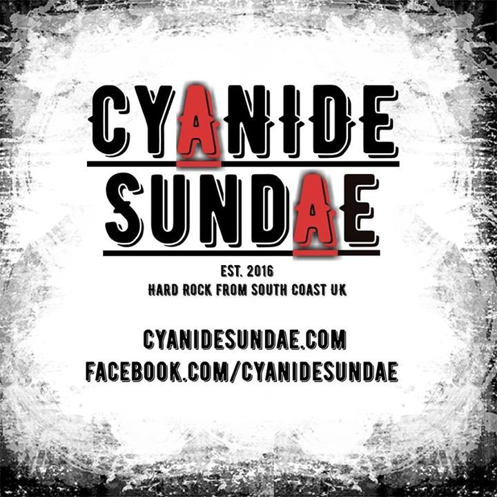 Cyanide Sundae @ The Pier Hotel, Bar & Diner - Bognor Regis, United Kingdom