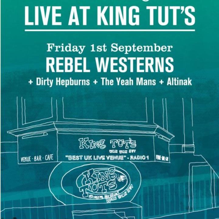 Altinak @ King Tuts Wah Wah Hut - Glasgow, United Kingdom