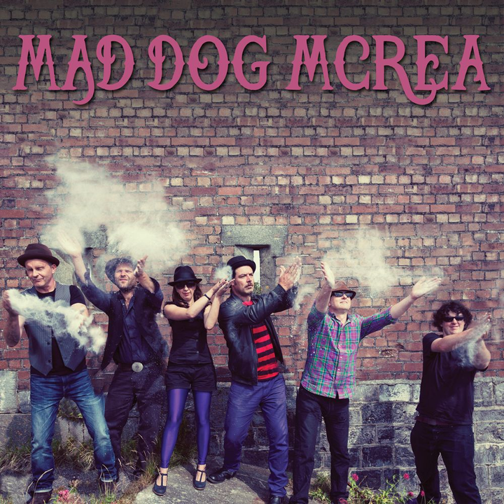 Mad Dog Mcrea @ The Cluny - Newcastle Upon Tyne, United Kingdom