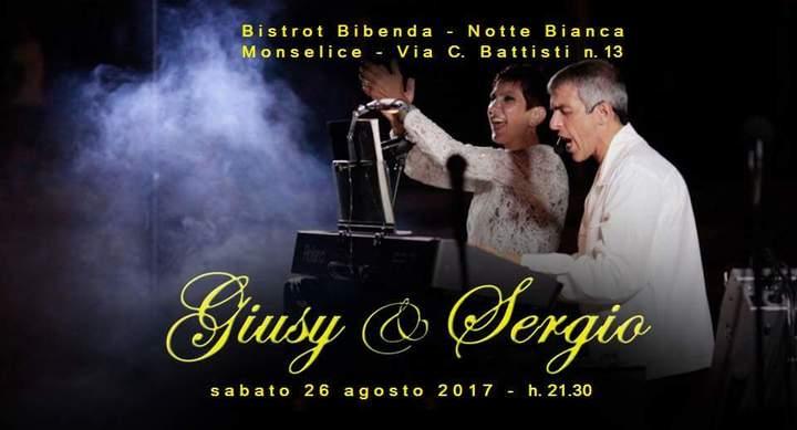 "Duo Musicale ""Giusy & Sergio"" @ Notte Bianca Bibenda Bistrot  - Monselice, Italy"