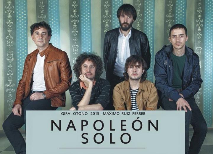 Napoleon Solo @ OTURA ROCK FESTIVAL - Otura, Spain
