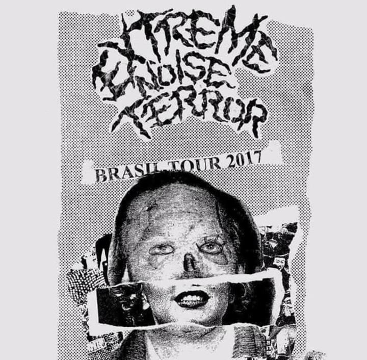 Extreme Noise Terror Tour Dates