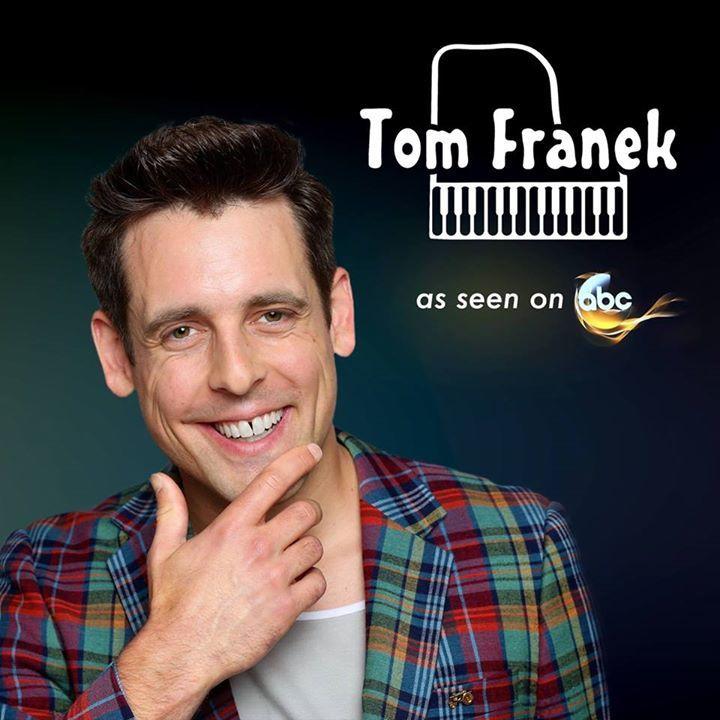 Tom Franek Tour Dates