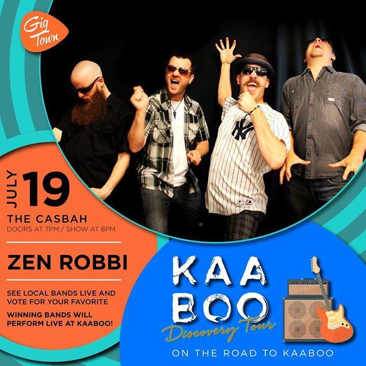 Zen Robbi Tour Dates