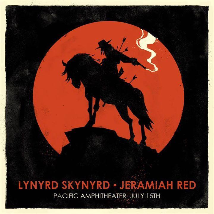 Jeramiah Red Tour Dates