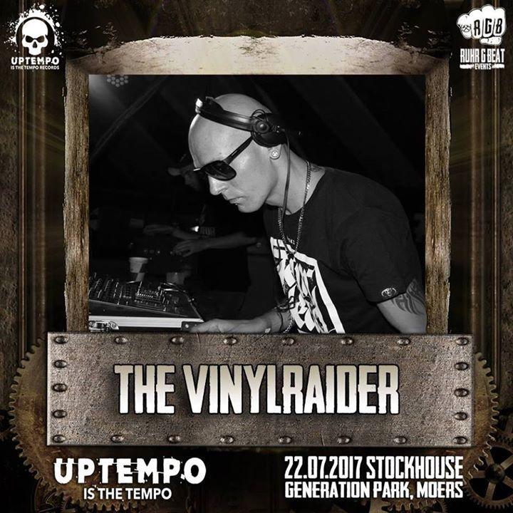 The Vinylraider Tour Dates