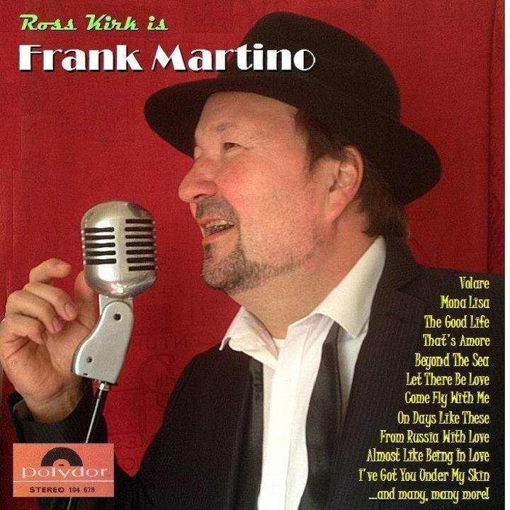 Frank Martino Sings @ Village Hall - Westbury-Sub-Mendip, United Kingdom