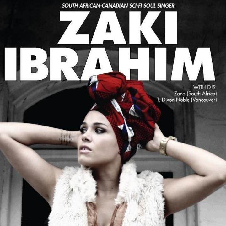 Zaki Ibrahim Tour Dates