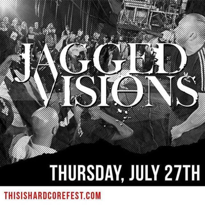Jagged Visions Tour Dates