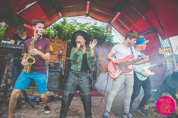 Funky Organizers @ City Show - Mimizan, France