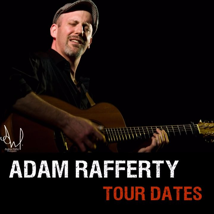 Adam Rafferty @ Das Da Theater - Aachen, Germany