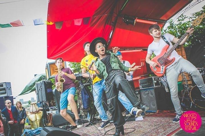 Funky Organizers @ Distillery Festival - Schiedam, Netherlands