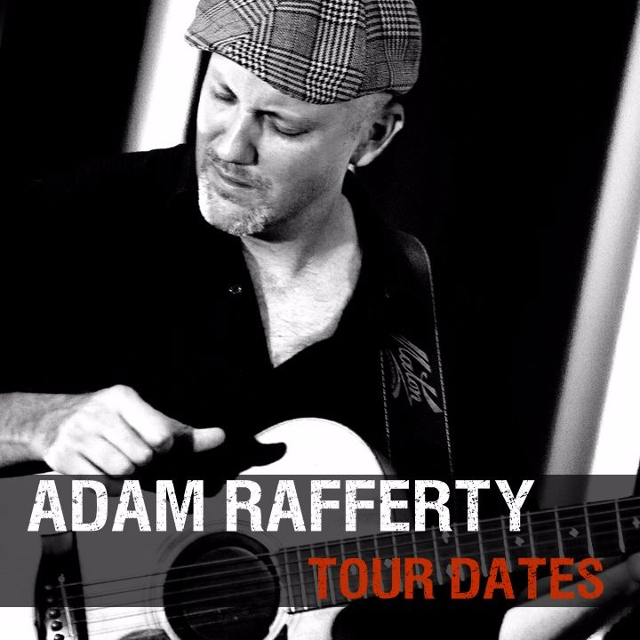 Adam Rafferty @ Das Da Theater - Aachen, Germany