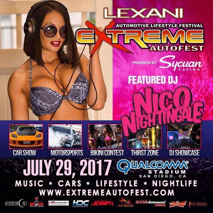 Nicolette Nightingale Tour Dates