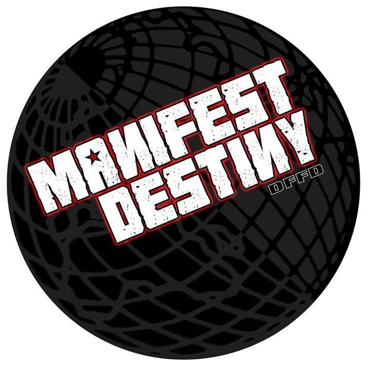 Manifest Destiny: A Tribute to The Dictators Tour Dates