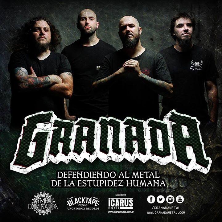 Granada Metal Tour Dates