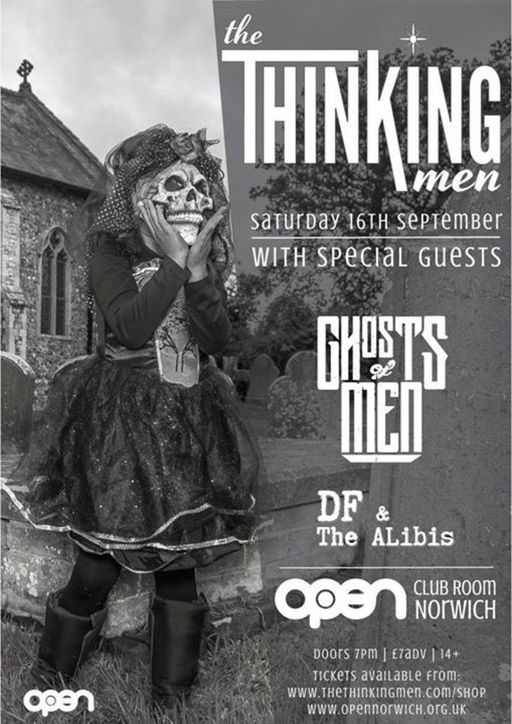 The Thinking Men Tour Dates