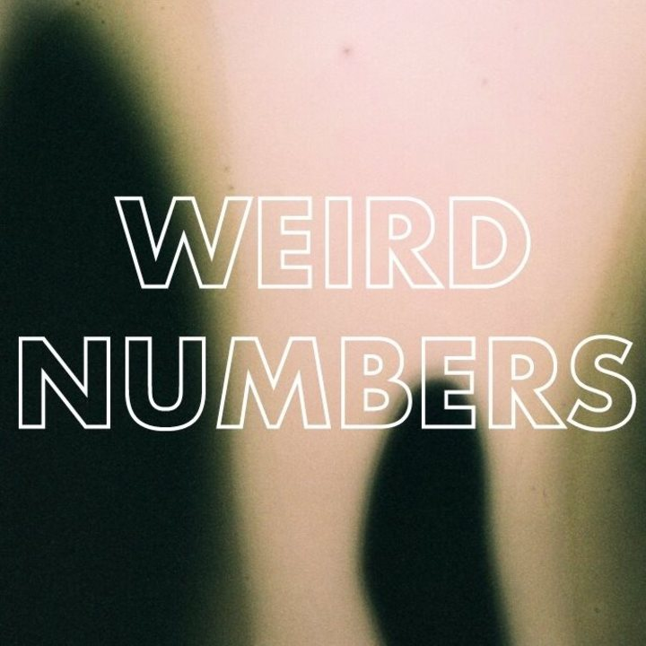 Weird Numbers Tour Dates