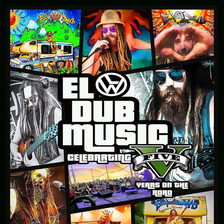 El Dub Music @ Green Room - Key West, FL