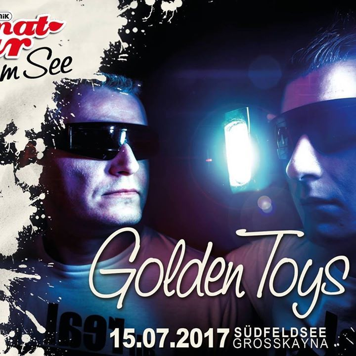 Golden Toys @ Club Bellevue - Lübben (Spreewald), Germany